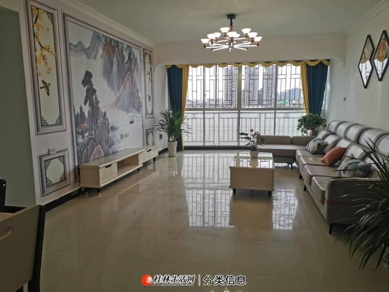 聚福苑三房两厅精装修,电梯中间楼层,买房送家具,领包入住。