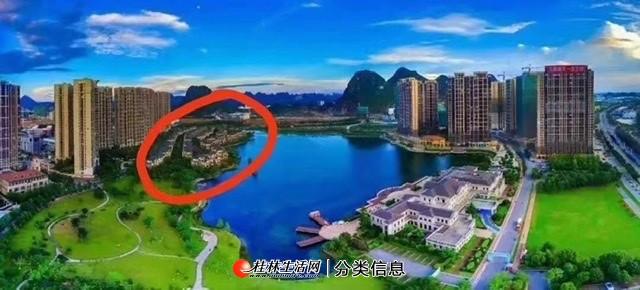 L超值别墅200万出头 花样年麓湖国际 共4层 带60平花园