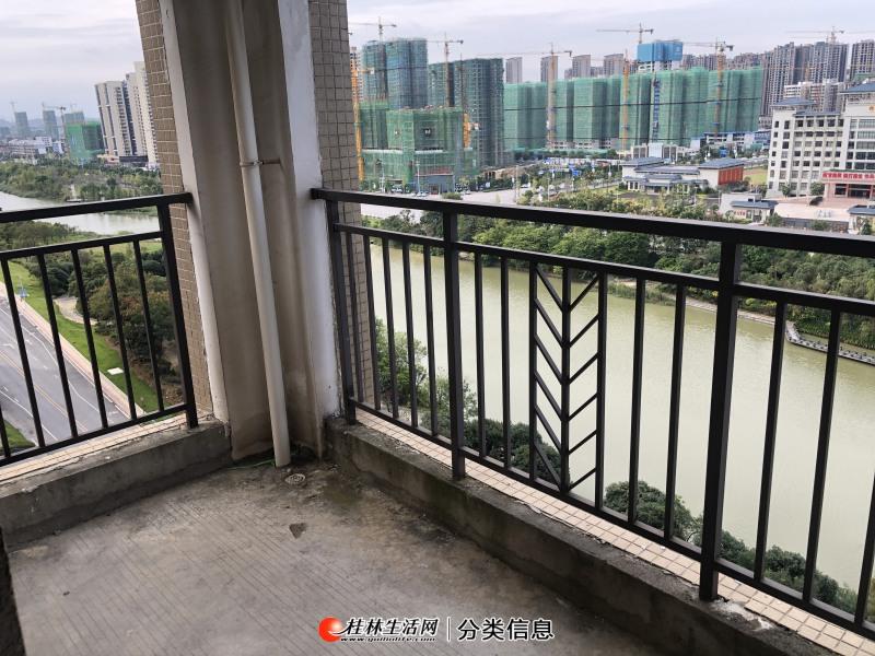 低价好房推荐 兴汇城一线江景 中间楼层 大三房送 三个阳台