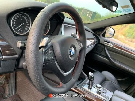 私家车宝马X6自动变速箱