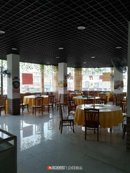 260平方餐厅、150平方会所设备处理