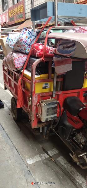 桂林三轮车专业搬家拉货