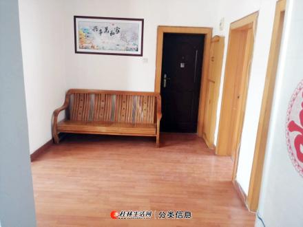 桂林站上海路 玻璃厂宿舍 2房1厅南北朝向 有院子好停车