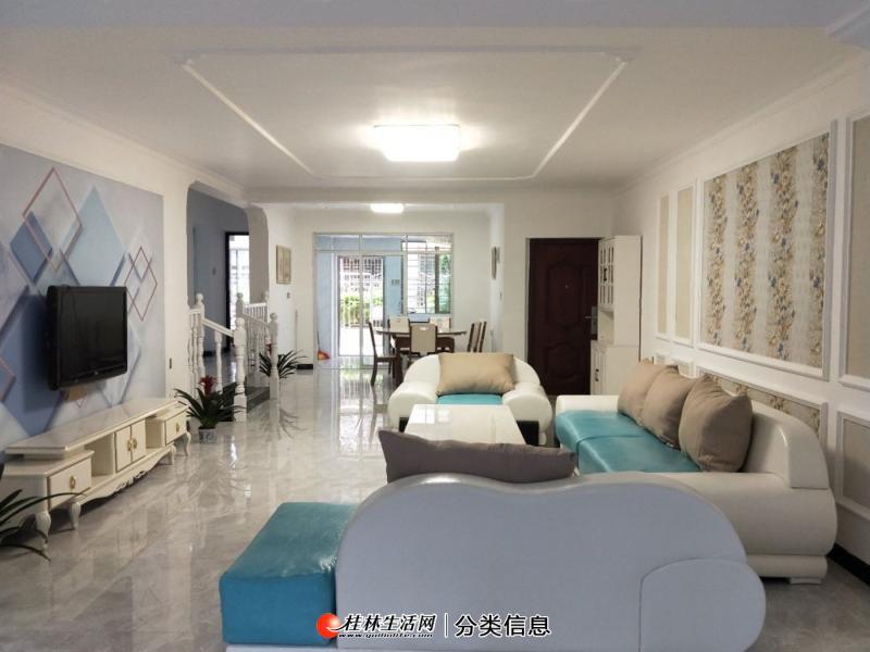 欧洲小镇3房2厅2卫可改4房带花园全新精装,装修好再看房