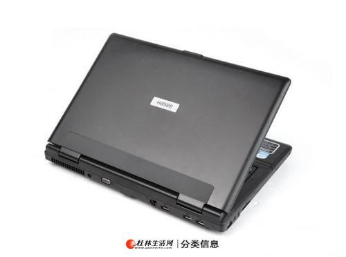 在用宽屏笔记本,2.00GHz高频CPU,英特尔双核