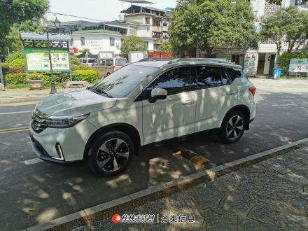 桂林市自用一手私家车广汽传祺GS4
