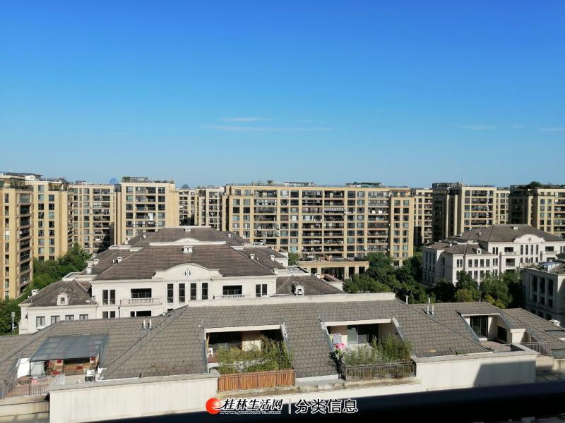 漓江大美复式楼  5房3厅送露台100㎡  顶复式 118万