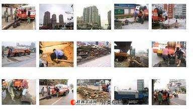 桂林市政管道疏通清淤 化粪池清理 下水管道疏通