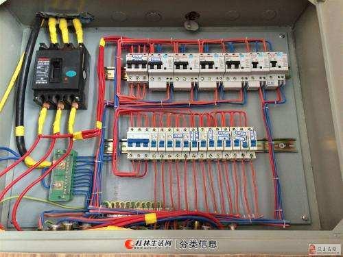 桂林八里街专业24小时电工上门维修跳闸漏电故障维修灯具电话