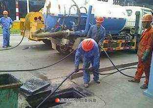 桂林市临桂县专业专车疏通污水管清洗各种管道暗渠清淤工程管道