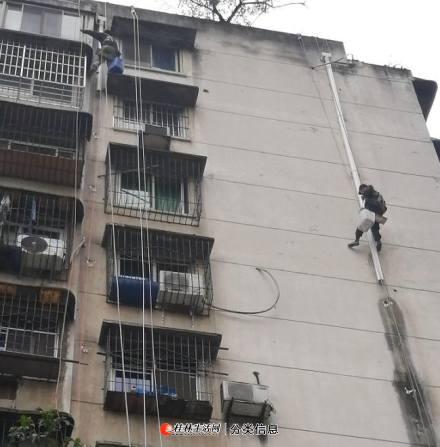 专业外墙清洗维修桂林清洗广告牌拆装桂林外墙水管拆装公司