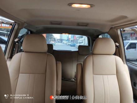 2014年11月精品别克GL8本地一手私家车自动挡2.4排量