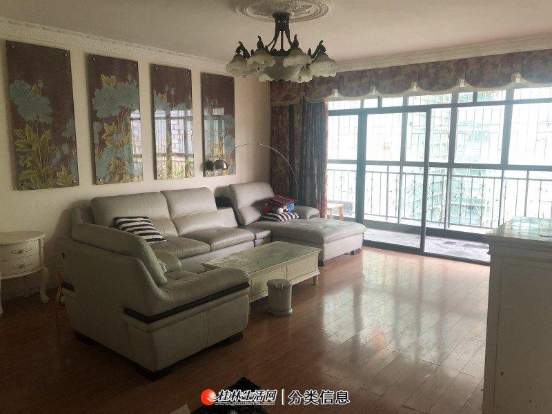 秀峰区检察院宿舍5楼4房2厅2卫,150平方,家电家具齐全,月租3000元,