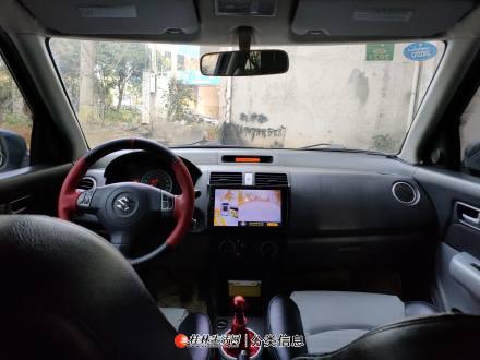 铃木雨燕1.5运动版省油提速快