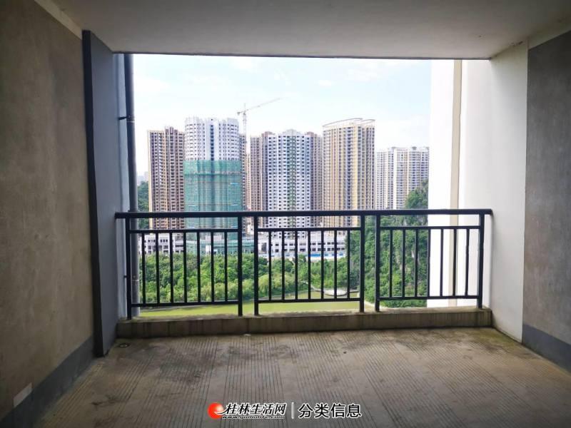 桂林市政府公务员小区 新城国奥小区 醉美水系大三房 复兴小学