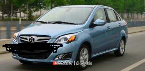 2013年12月的北京汽车E150私家车转让