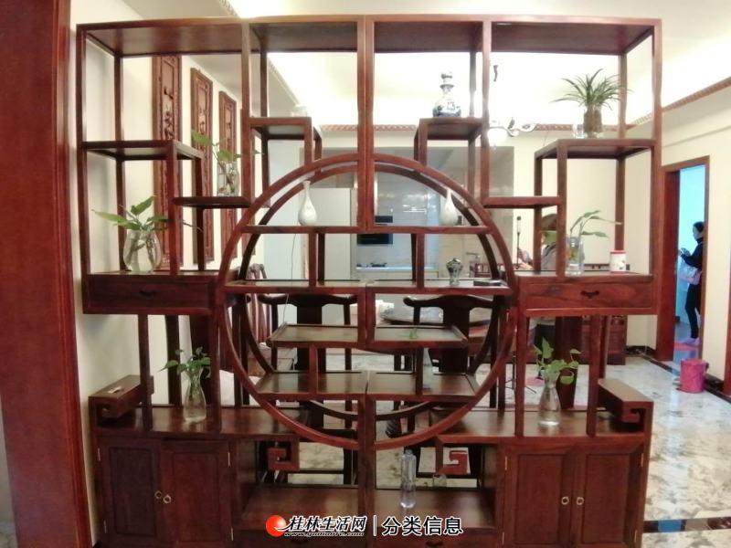 qy 万象城 青禾美邦旁【耀和荣裕】电梯房 新装修4房 带车位 拎包入住 红木家具另售!