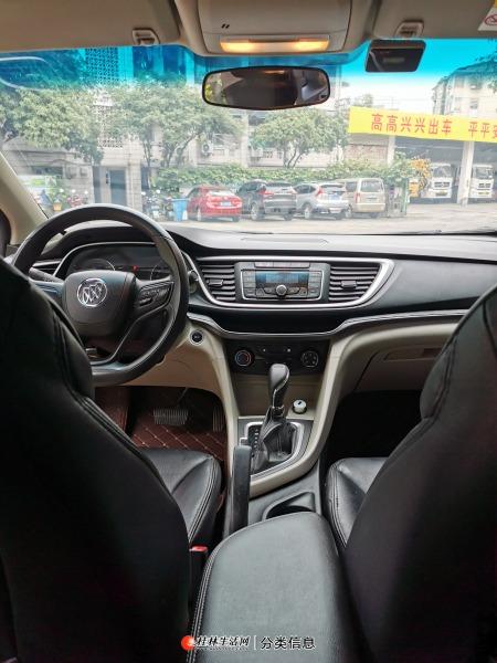 桂林市自用一手私家车别克英朗