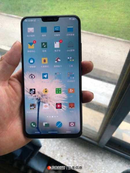自用成色新,VIVO x21iA全原装4G手机,全面屏八核,功能完好