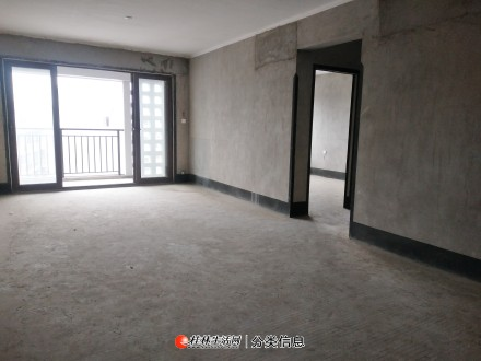 七星区 彰泰春天 电梯8楼 清水2房 仅92万