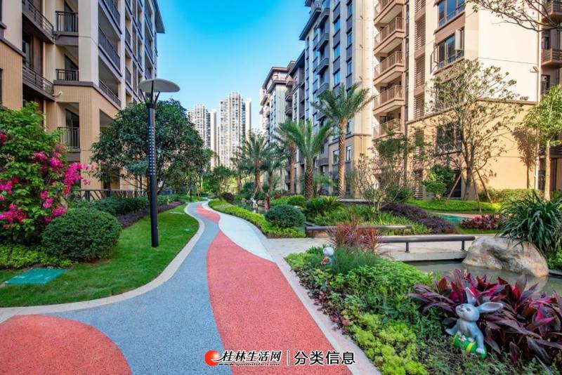 桂林临桂新区,彰泰欢乐颂4房只需57万,免契税,3万得车位。