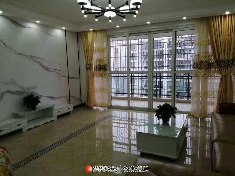 育才分校七星新城:4房2厅2卫,158平米,电梯10楼,精装修,2007年,急售125万