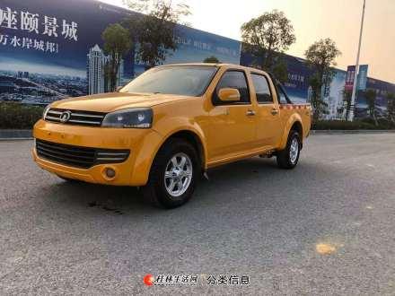 新货上架 2014年10月上牌,长城风骏5,一手车,2.8 T柴油4驱皮卡