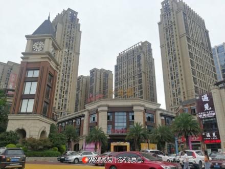 免税!免中介费!临桂新十字街临广场独栋产权6734平带车位4200万