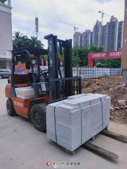 桂林平价吊车,叉车搬运出租,服务范围:桂林-临桂