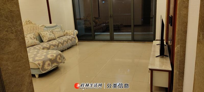 叠彩火车始发站旁恒大广场全新豪装3房清水价抛售