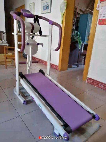 室内健身器材跑步机转让