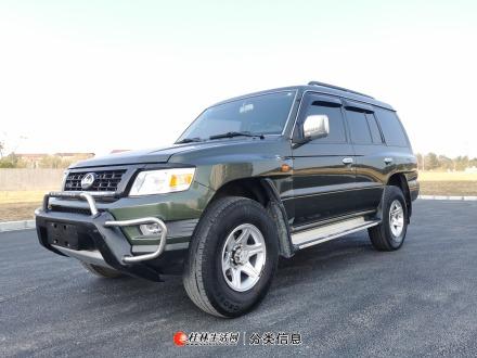 17年4月上牌,猎豹新黑金刚Q6 2.4L手动汽油发动机,电子四驱卓越版,精品车