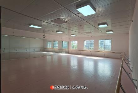 联达体育馆2楼舞蹈教室寻求合作或出租