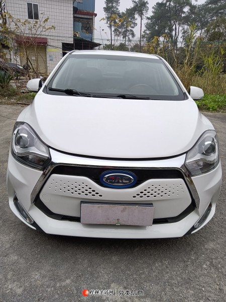 2016年12月江淮新能源电动汽车