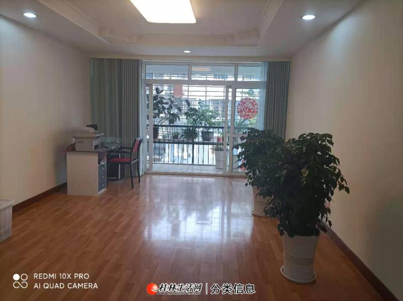 施家园 龙隐园1区 全新精装修 电梯3房 双阳台南北通 透拎包入住