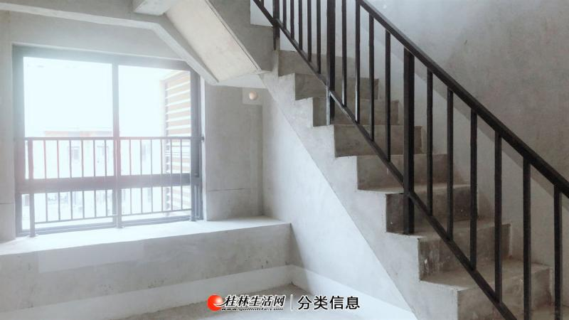 Y融创紫云台复试洋房  4室2厅 带大露台 南北通透