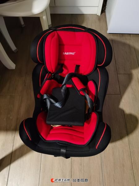 高级儿童安全座椅全新闲置