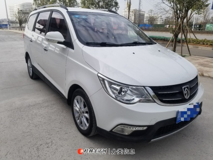 优转15年2月份桂林市一手精品舒适版宝骏730手动挡