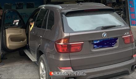 自用顶配版宝马x5车一辆出售