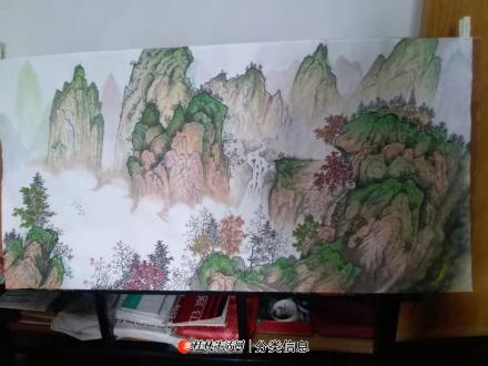桂林中国山水画专售 2021 02 08