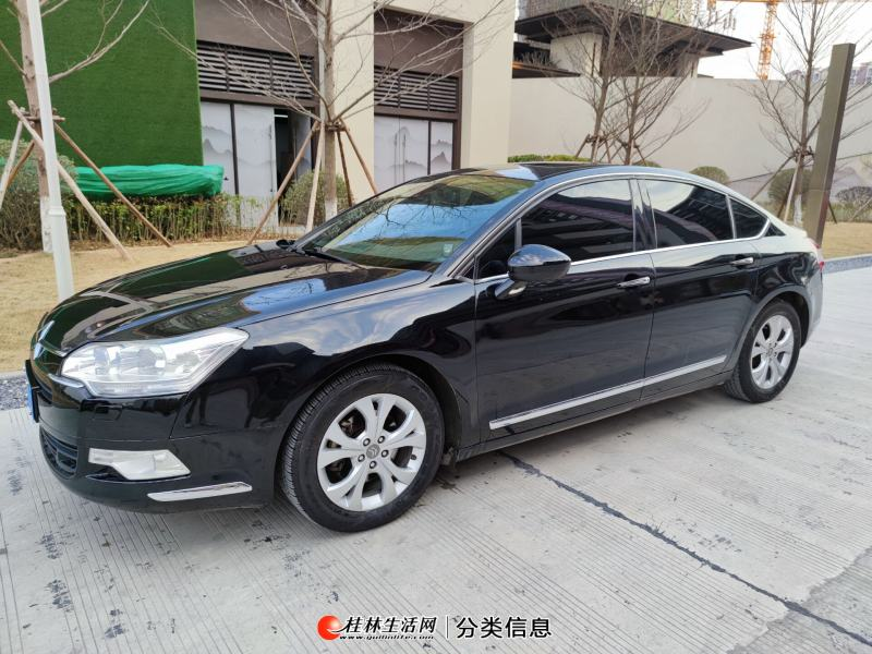 自动档的雪铁龙C5桂林一手车