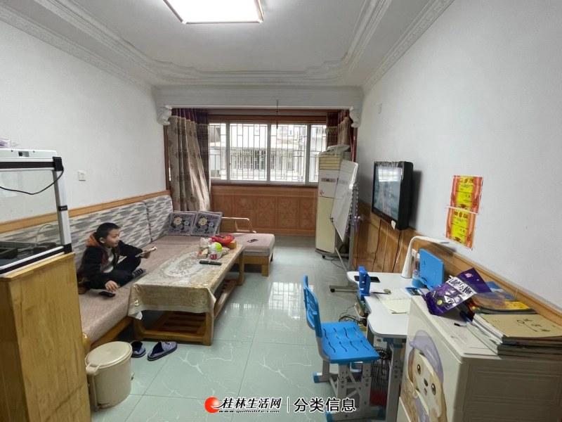 铁西小学 彩虹小区  4楼 两房 75平 50万