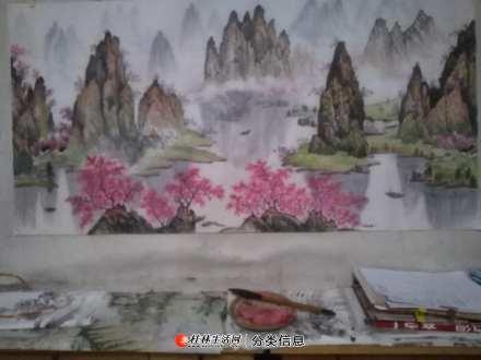 中国山水画欣赏与售卖 2021 03 08