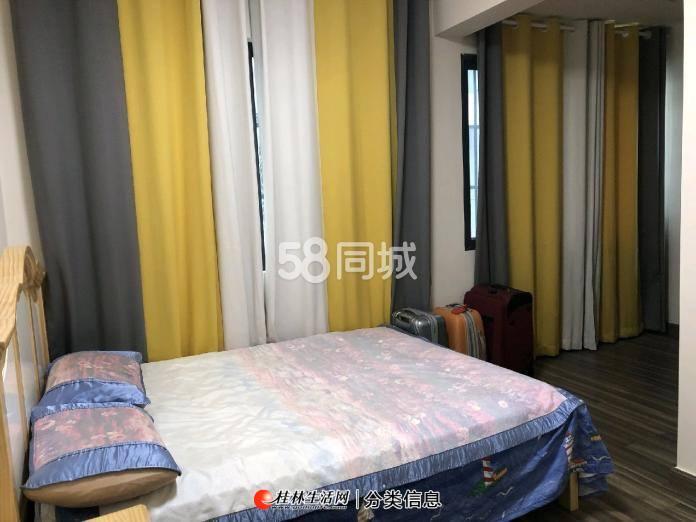 冠泰城国 精装 3房2厅2卫房间整洁 拎包入住