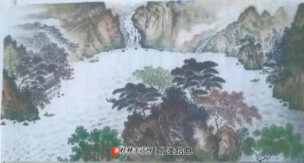桂林中国山水画专售 2021 03 20
