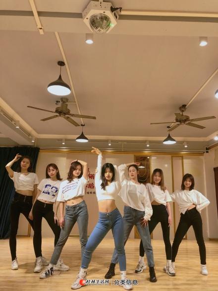 华翎成人零基础舞蹈培训让你轻松学习