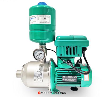大众认可全名消费增压泵排名前十增压泵排行榜