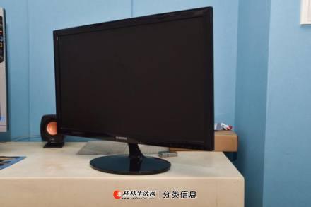 95成新三星超薄,完好显示器,大品牌24寸,带HDMI高清接口