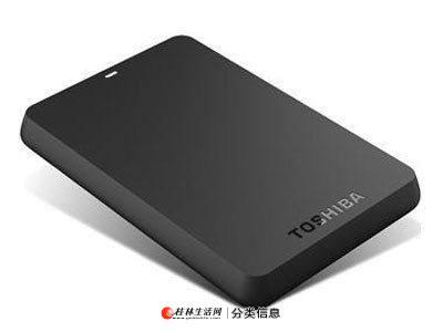 全新东芝移动硬盘500G