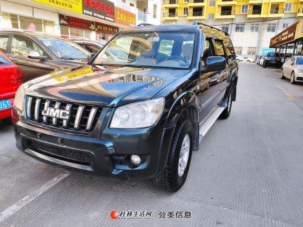 2012年江铃宝威旅行版2.8t柴油版